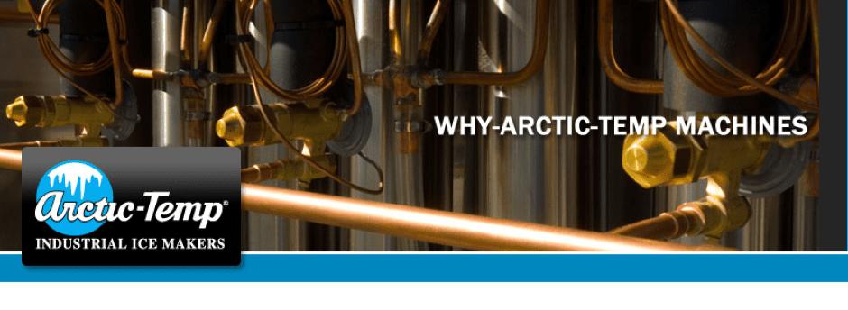 Why Arctic Temp Machines