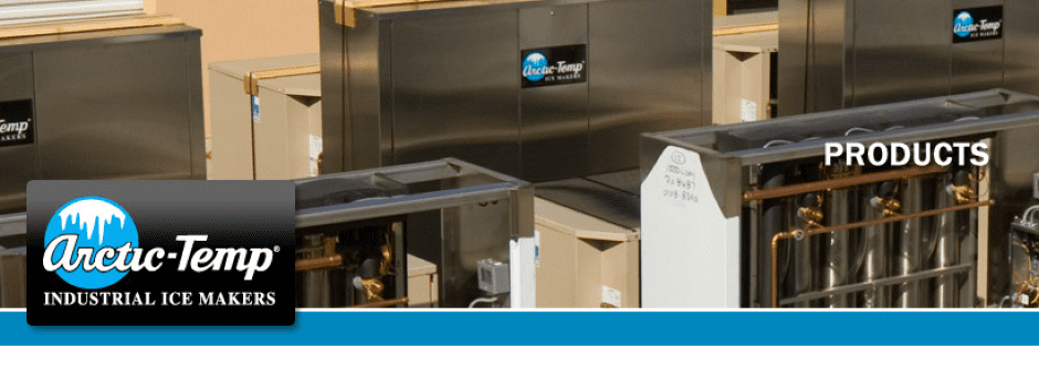 Commercial and Industrial Ice Machines